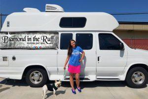diamond in the ruff mobile dog grooming