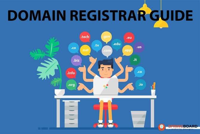 Domain Registrar Guide by Springboard Website Designs of Meridian Idaho